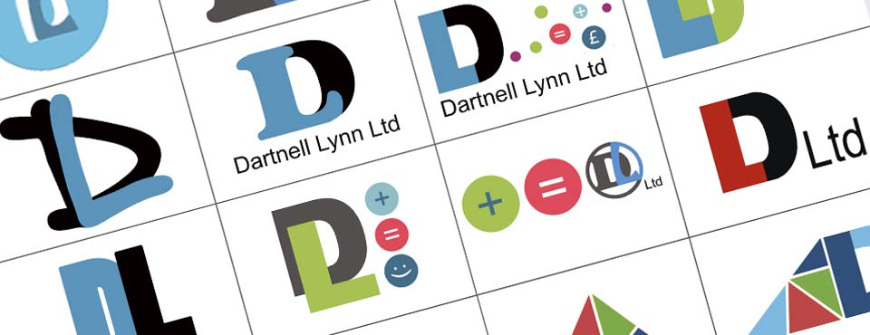 Dartnell Lynn Ltd logo development